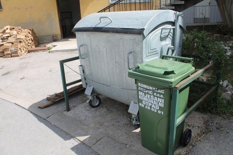 Odvoz miješanog komunalnog otpada povodom neradnih dana